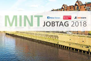MINT-Jobmesse in Hamburg