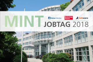 MINT-Jobmesse in Hannover
